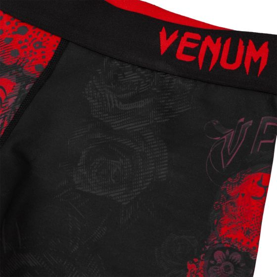 Venum Santa Muerte 3.0 Shorts - For Women - Black/Red