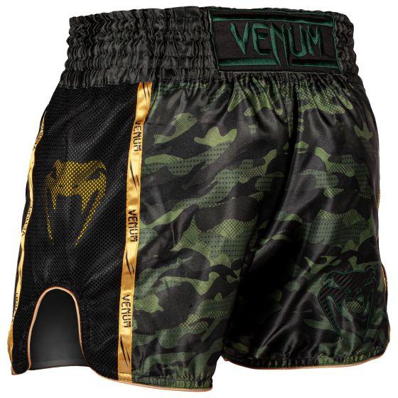 Venum Full Cam Muay Thai Shorts - Boscamouflage/Zwart
