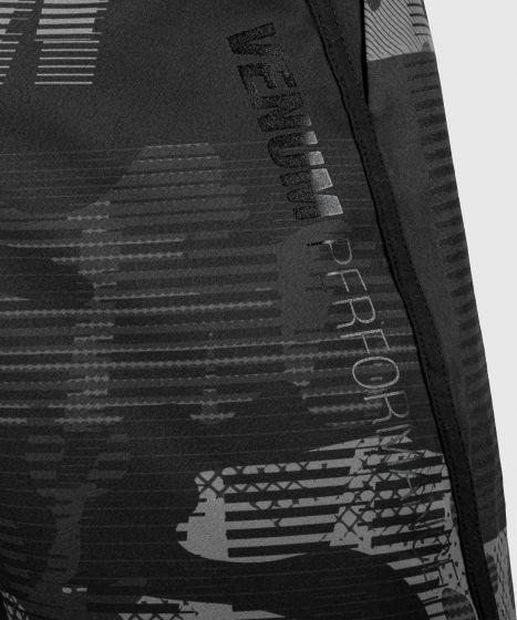 Pantalones cortos de entrenamiento Venum Tactical - Camo Urbano/Negro/Negro