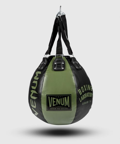Sac de frappe lourd rond Venum Boxing Lab (diametre 42cm)