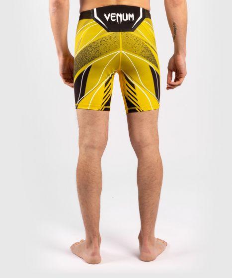 Pantaloncini da Vale Tudo Uomo UFC Venum Authentic Fight Night - Vestibilità Corta - Giallo