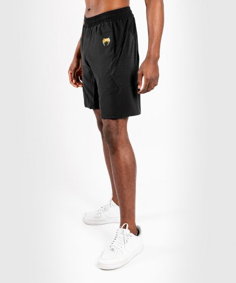 Venum G-Fit Trainingsshort - Zwart/Goud