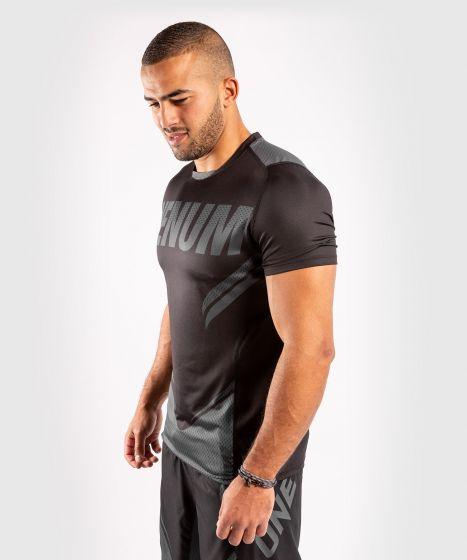 ONE FC Impact Dry-Tech T-shirt - Zwart/Zwart