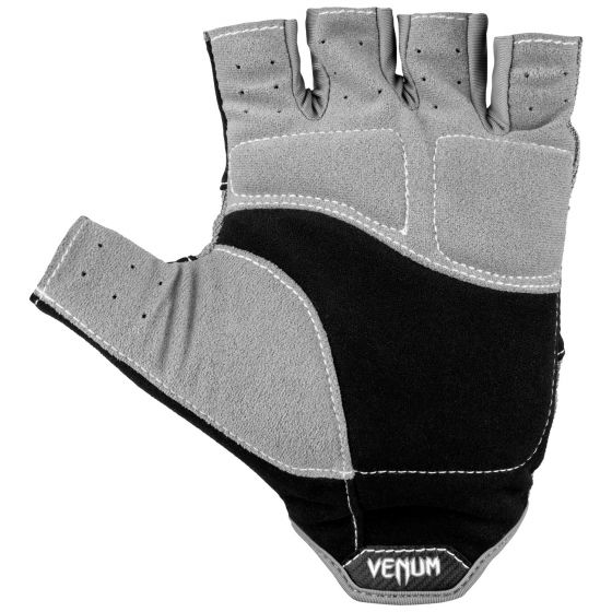 Venum Hyperlift Trainingshandschoenen - Zwart/grijs