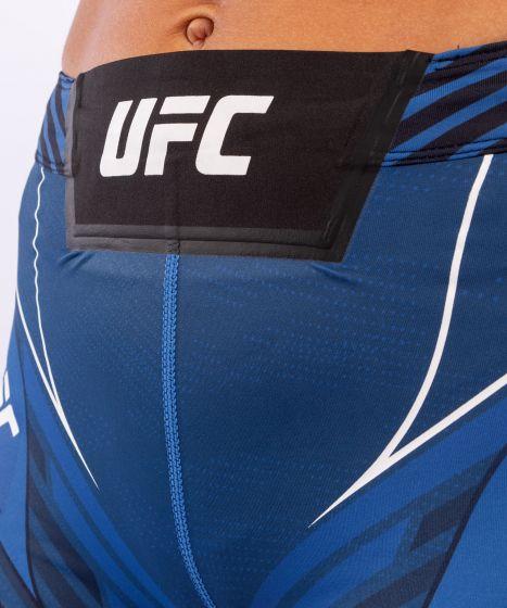Pantaloncini da Vale Tudo Donna UFC Venum Authentic Fight Night - Vestibilità Corta - Blu