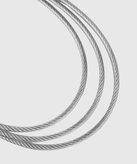 Corda per saltare Venum Thunder Evo – Argento