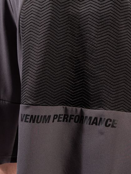Venum G-Fit Trainings-Shorts - Grau/Schwarz