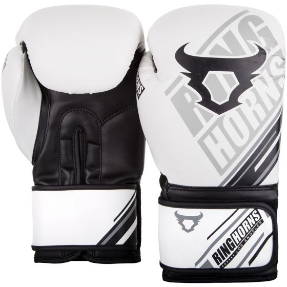 Ringhorns Nitro Boxing Gloves - White