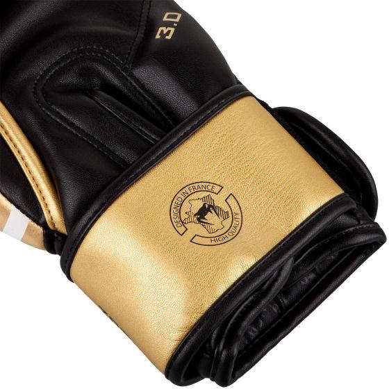 Guantoni da boxe Venum Challenger 3.0 - Bianco/Oro