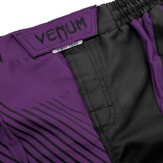 Pantaloncini da combattimento Venum NoGi 2.0 - Neri/Viola