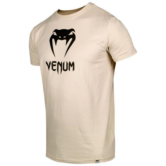 T-shirt Venum Classic - Sable/Noir