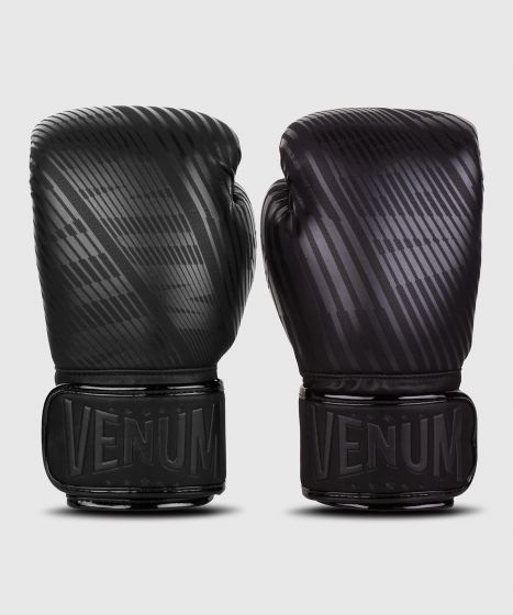 Venum Plasma Boxing Gloves - Black/Black
