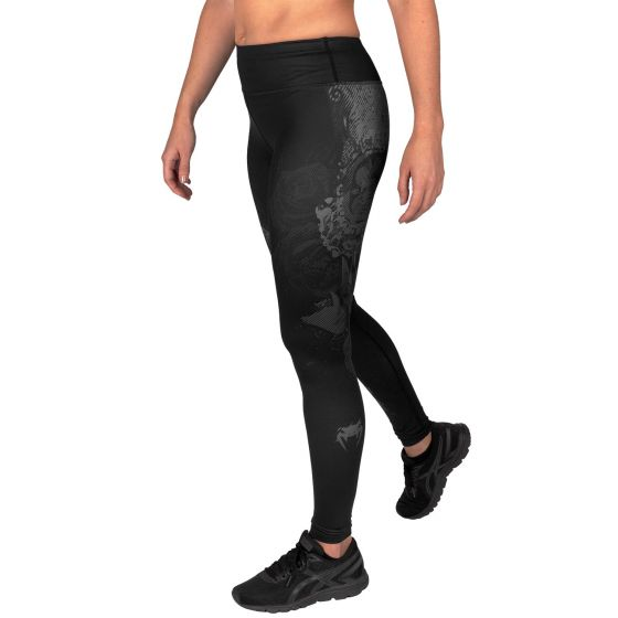 Venum Santa Muerte 3.0 Leggings - For Women - Black/Black