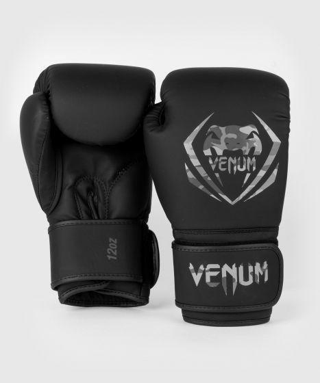 Guantes de Boxeo de Competición Venum  - Negro/Camo Urbano