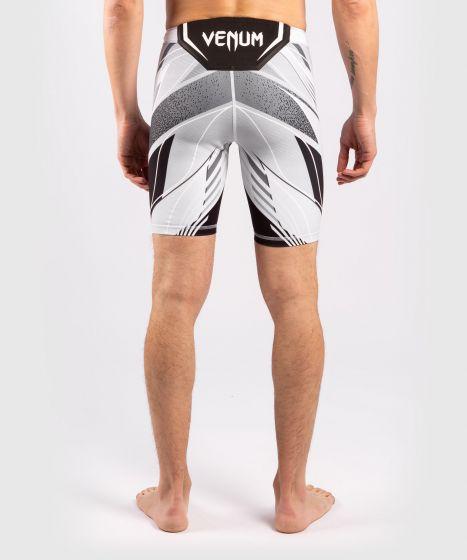 Pantaloncini da Vale Tudo Uomo UFC Venum Authentic Fight Night - Vestibilità Lunga - Bianco