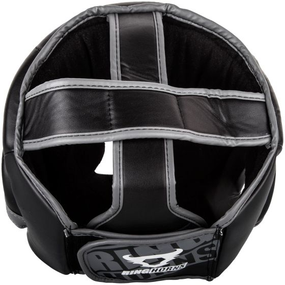 Ringhorns Charger Headgear-Black