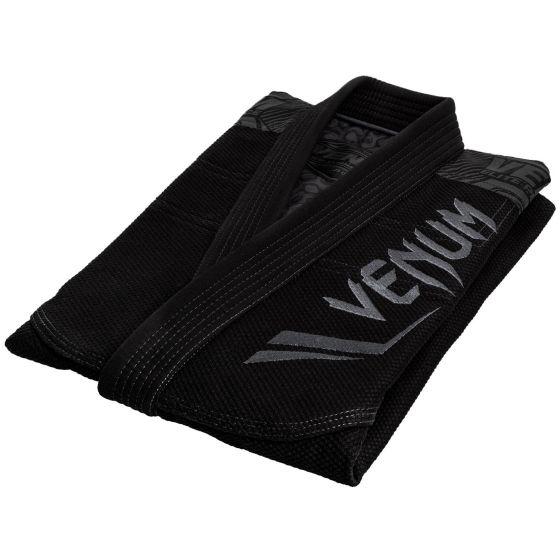 Gi da BJJ Venum Elite - Nero/Nero