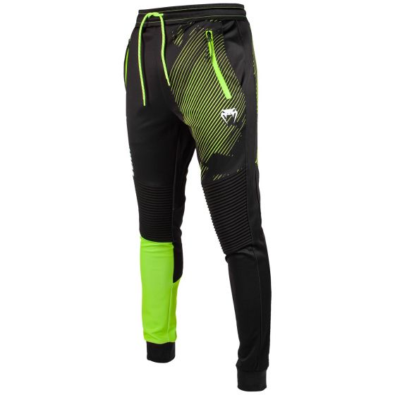 Jogging Venum Training Camp 2.0 - Noir/Jaune Fluo - Exclusivité