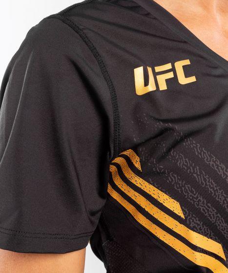 T-shirt Technique Femme Personnalisé UFC Venum Authentic Fight Night - Champion