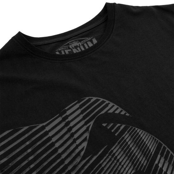 Venum Giant Plasma T-shirt - Schwarz/Schwarz