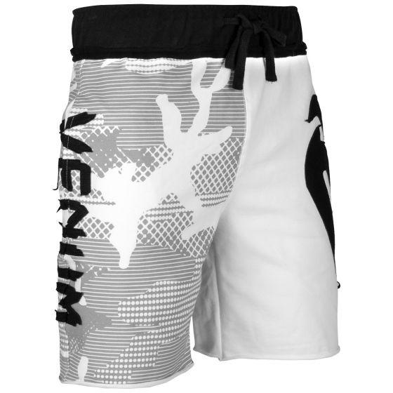 Short Venum Assault - Blanc/Noir
