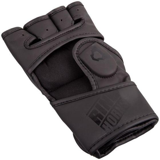 Ringhorns Nitro MMA Handschoenen - Zwart/Zwart