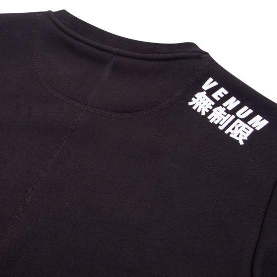 Venum Limitless Hoodie - Black/White - Exclusive