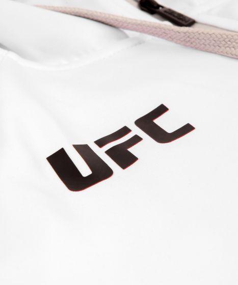 UFC Venum Authentic Fight Night Herren Walkout Hoodie - Weiß