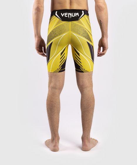 UFC Venum Pro Line Men's Vale Tudo Shorts - Yellow