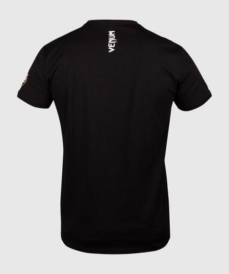 Camiseta Venum Petrosyan - Negra/Oro