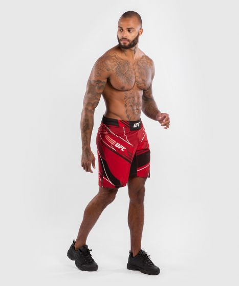 UFC Venum Authentic Fight Night Herenshort - Long Fit - Rood