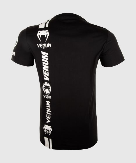 T-Shirt Venum Logos - Nera/Bianca