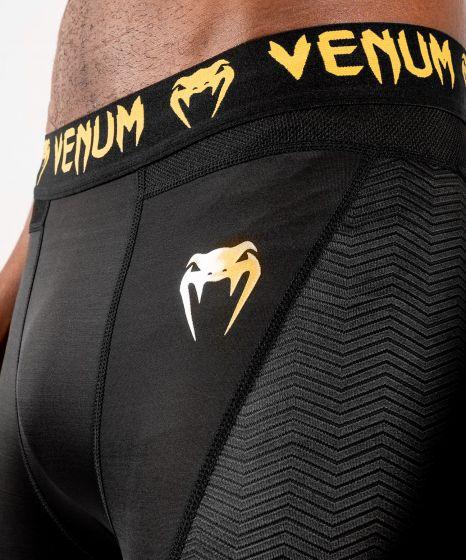Short de compression Venum G-Fit - Noir/Or