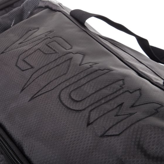 Venum Trainer Lite Sports Bag - Black/Black