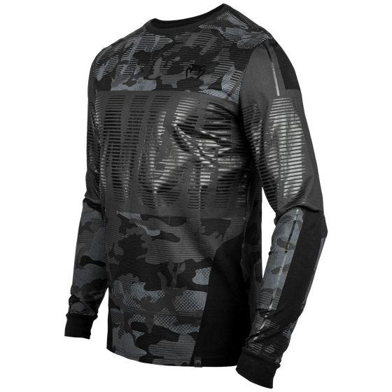 Camiseta de manga larga Venum Tactical - Camo Urabano/Negro/Negro