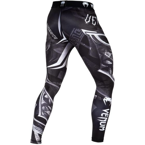 Venum Gladiator 3.0 Compresssion Tights - Black/White