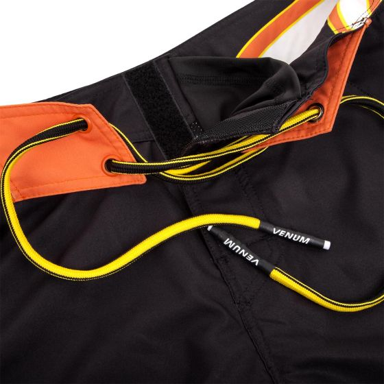 Venum Cutback Boardshorts - Black/Yellow