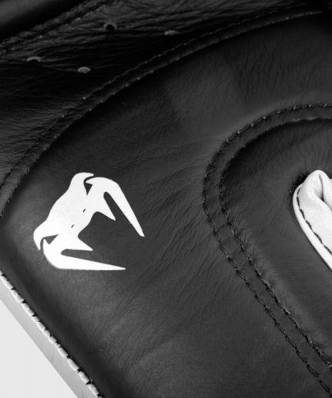 Gants de Boxe Pro Venum Shield - Velcro - Noir/Blanc