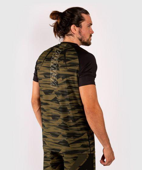Venum Contender 5.0 Dry-Tech-T-shirt - Kakicamouflage