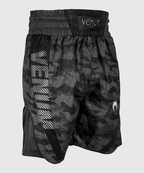 Venum Elite Boxing Shorts - Urban Camo/Black
