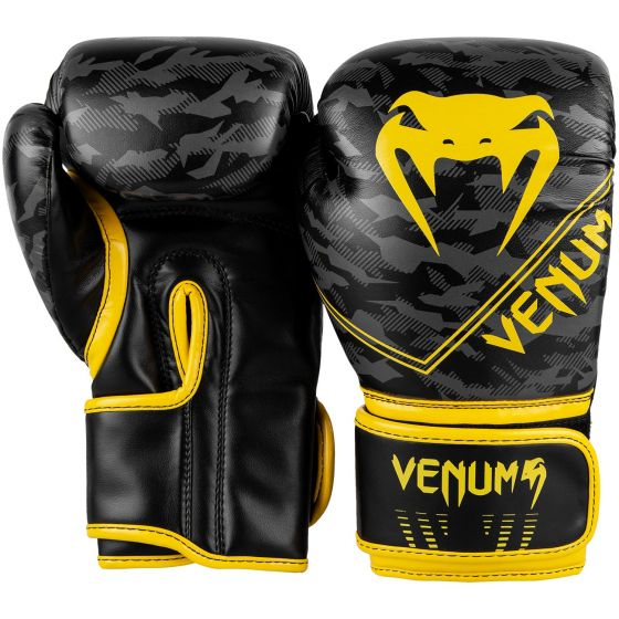 Venum Okinawa 2.0 Kids Boxhandschuhe - Schwarz/Gelb