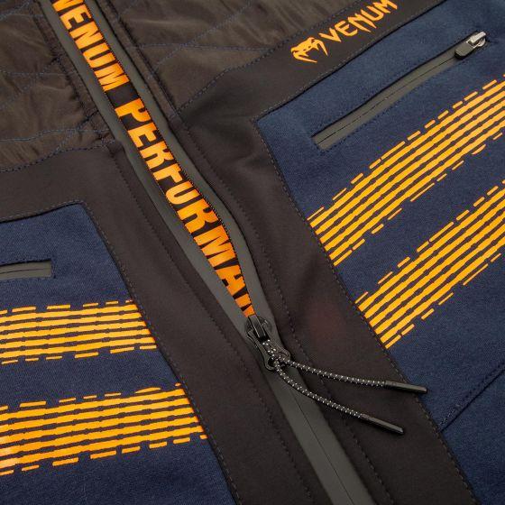 Sweatshirt Venum Laser 2.0 - Blau Grau meliert