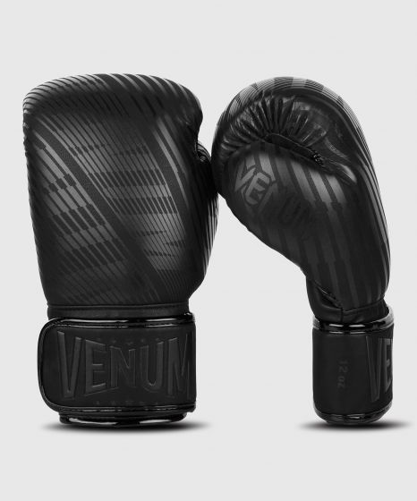 Venum Plasma Boxhandschuhe - Schwarz/Schwarz