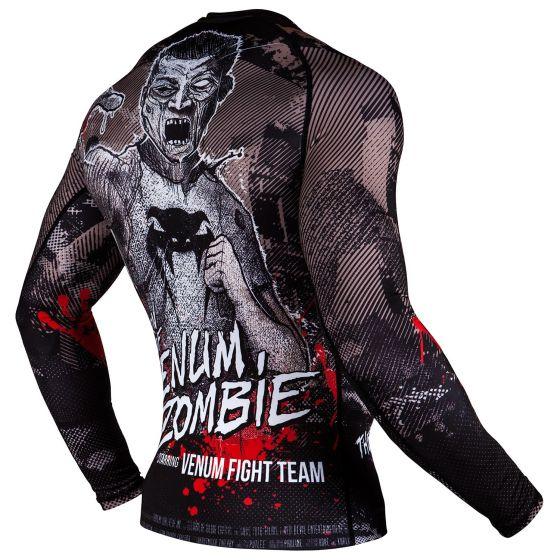 Venum Zombie Return Rashguard - Long Sleeves - Black