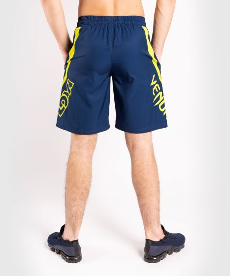 Venum Origins Trainingsshort Loma Edition blauw/geel