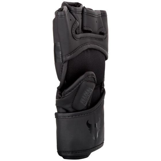 Ringhorns Charger MMA Gloves - Black/Black