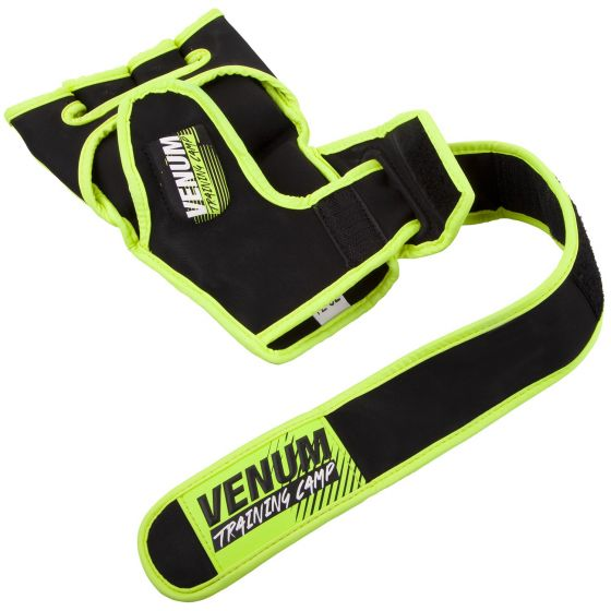 Venum Training Camp 2.0 MMA-handschoenen - Zwart/neon geel