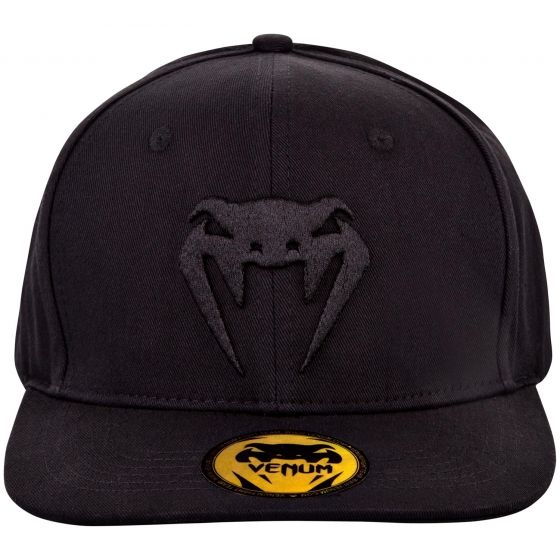 Venum Classic Snapback - Black/Black