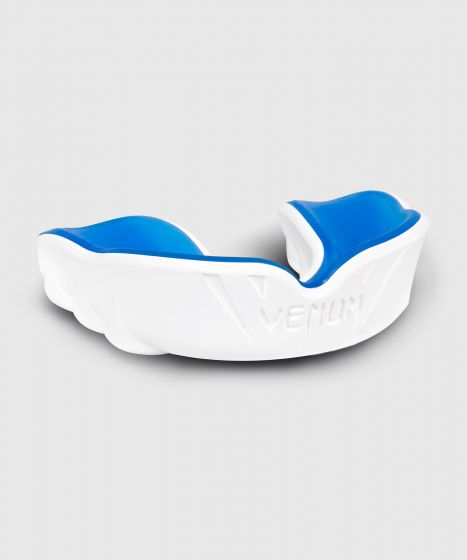 Protector Bucal Venum Challenger - Blanco/Azul