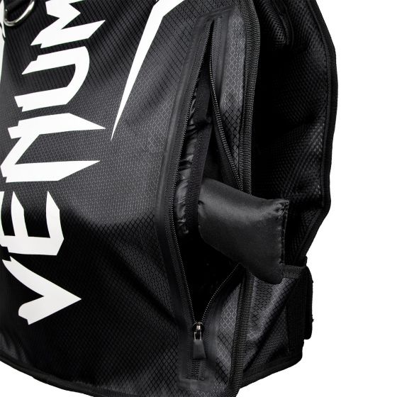 Venum Elite Weighted Vest - Black/White